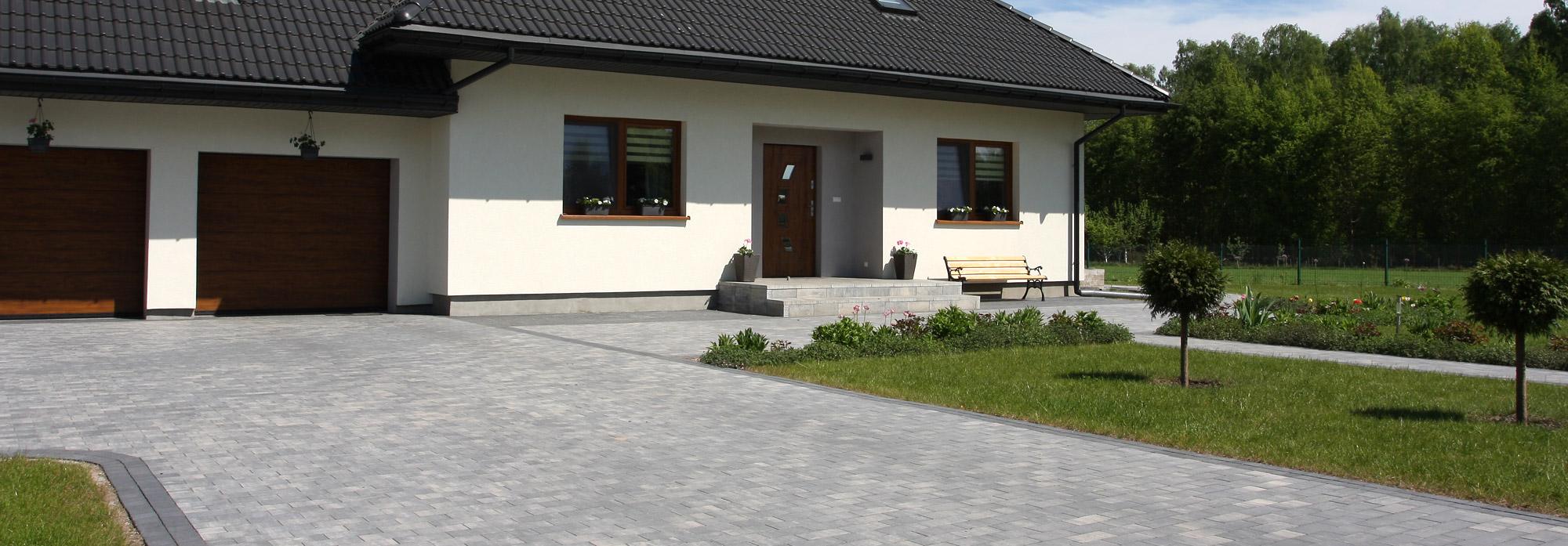 Budik Bruk - Układanie kostki brukowej   Białystok, Sokółka, Dąbrowa Białostocka