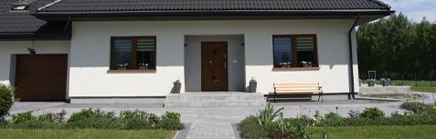Budnik Bruk - Dom jednorodzinny - Stock