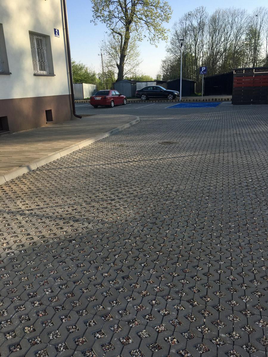 Budnik Bruk - Układanie kostki brukowej | Białystok, Sokółka, Dąbrowa Białostocka | Bloki socjalne w Sokółce